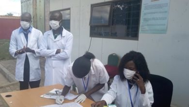 Photo of Health experts dispatched to Nakonde