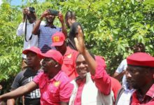 Photo of UPND cadres' idle trial fails