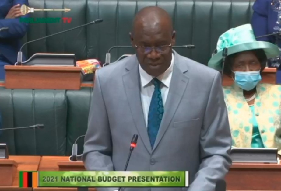 Photo of 2021 Budget Address to Parliament