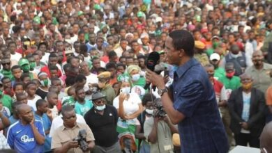 Photo of Lungu urges MPS to be humble