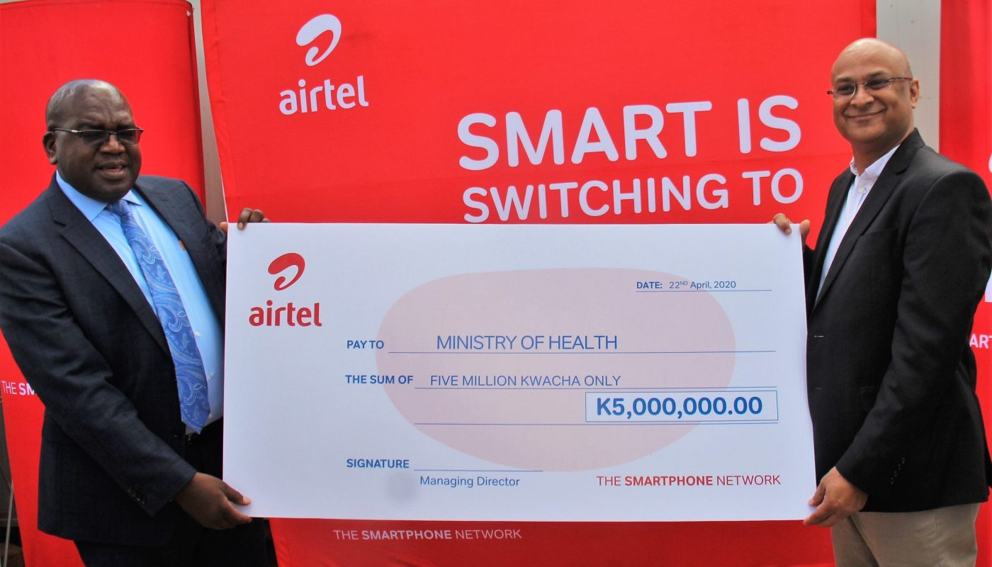 Photo of Airtel employees raise K151, 213 support for COVID-19 initiatives