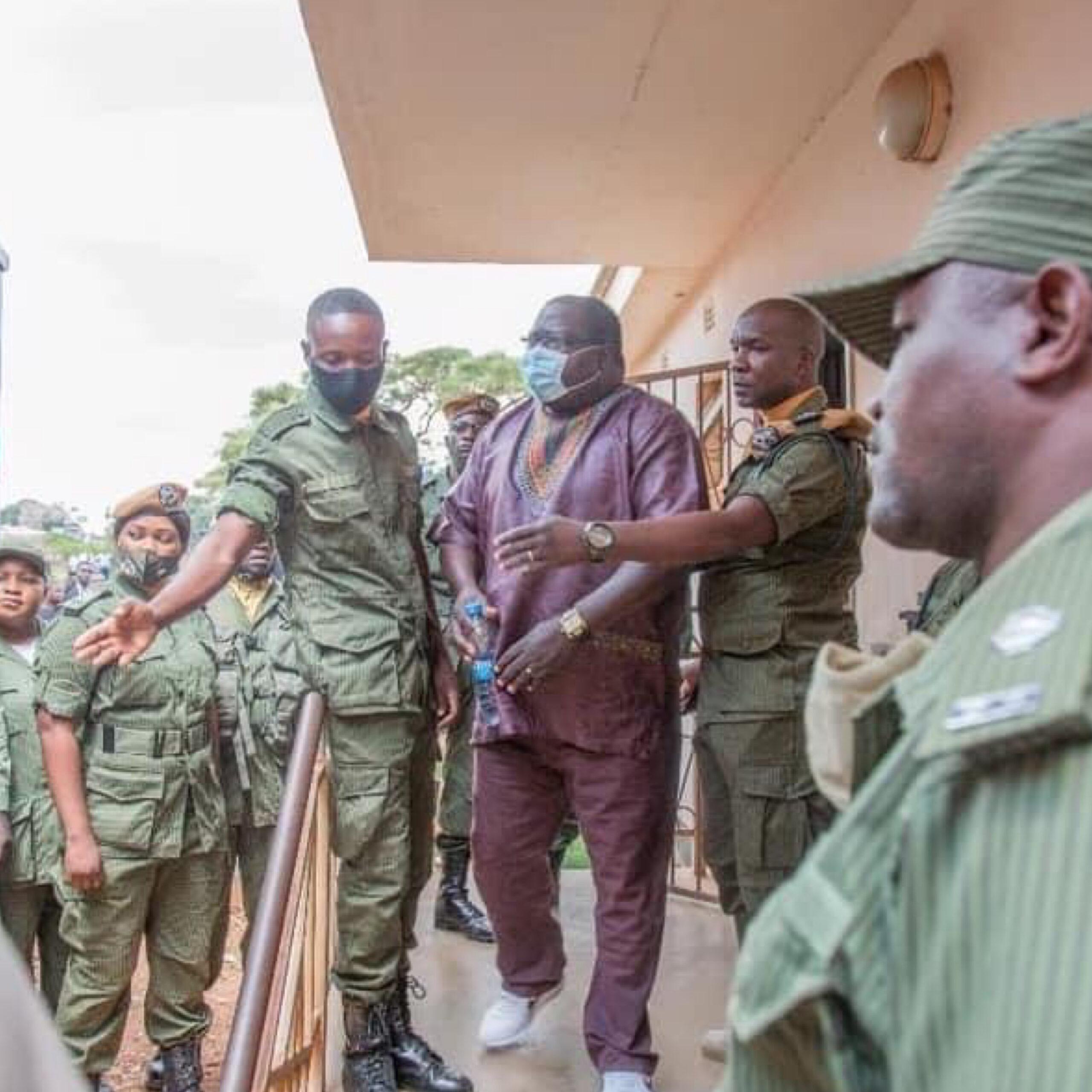 Photo of Irregularities cost Kambwili bail