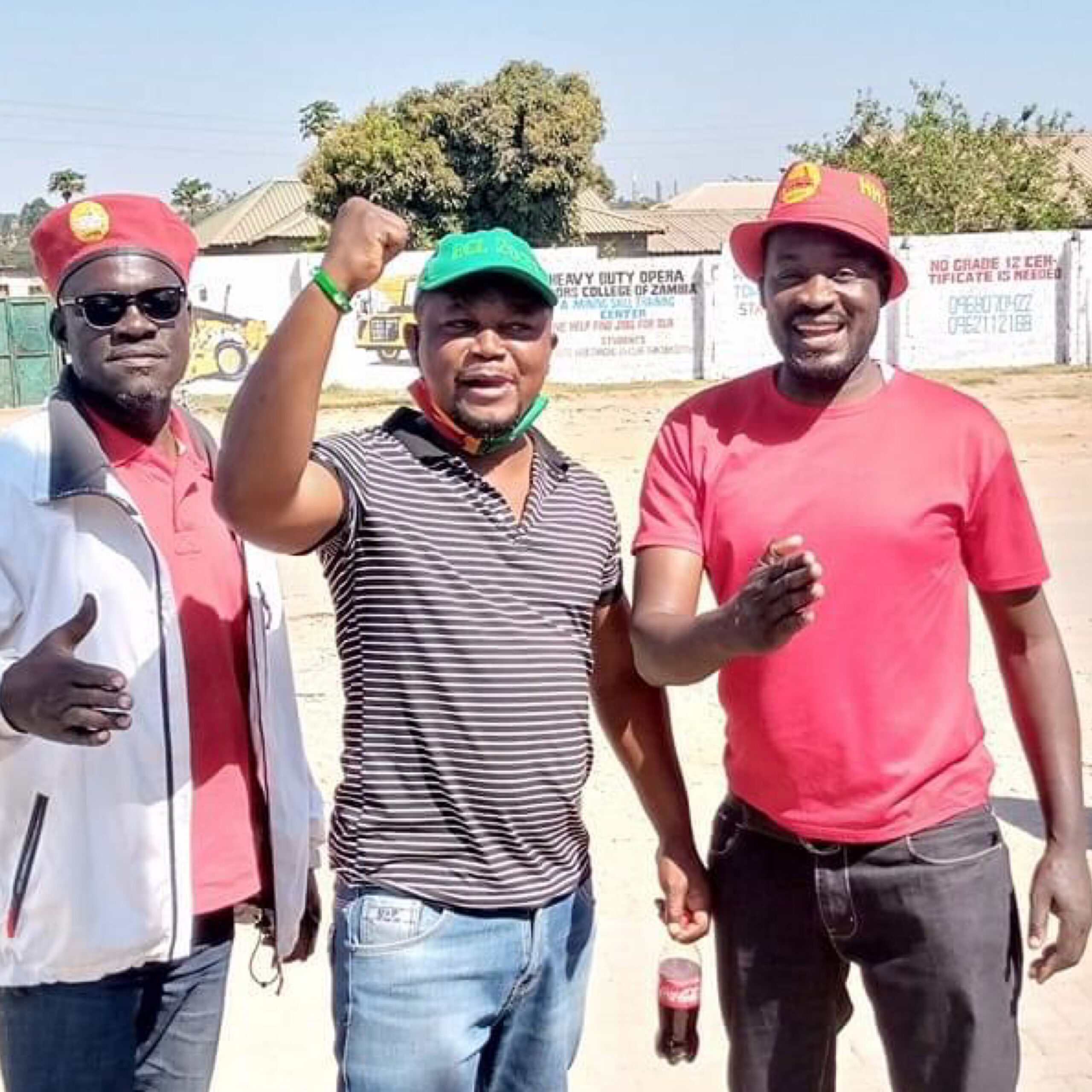 Photo of UPND youths preach peace
