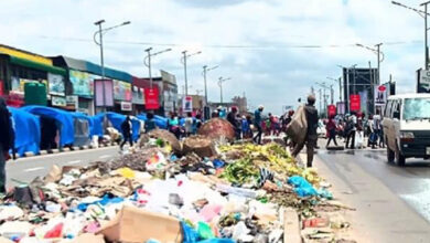 Photo of Uncollected heaps of garbage in Lusaka's CBD a recipe of cholera outbreak