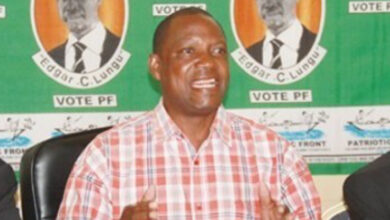 Photo of Never trust power hungry businessmen, warns Lusaka PF boss