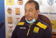 Photo of Napsa Coach Fathi tests positive for Covid-19